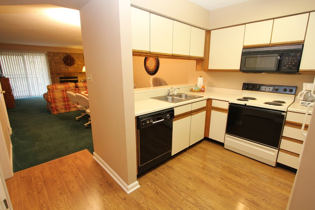 Photo of a Gatlinburg Condo named Level Two, Great River View - 202 - This is the third photo in the set.