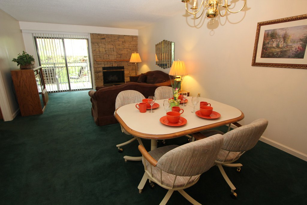Photo of a Gatlinburg Condo named Level Three, Great River View - 304 - This is the second photo in the set.