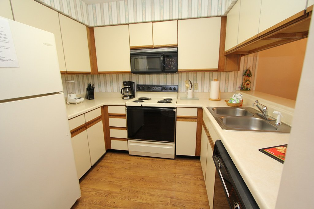 Photo of a Gatlinburg Condo named Level Three, Great River View - 307 - This is the third photo in the set.