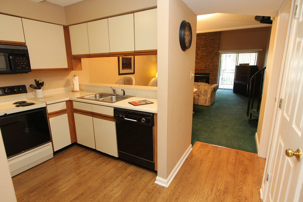 Photo of a Gatlinburg Condo named Level Four, Great River View - 405 - This is the fifth photo in the set.