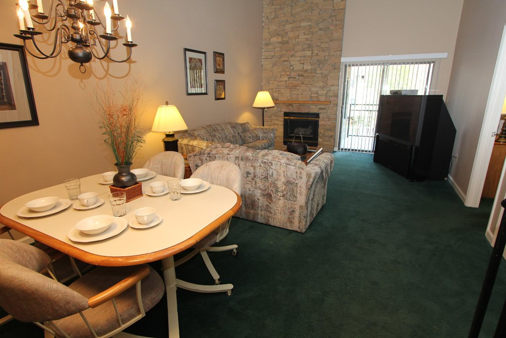 Photo of a Gatlinburg Condo named Level Four, Great River View - 405 - This is the third photo in the set.