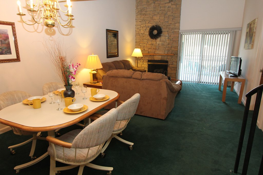 Photo of a Gatlinburg Condo named Level Four, Great River View - 403 - This is the third photo in the set.