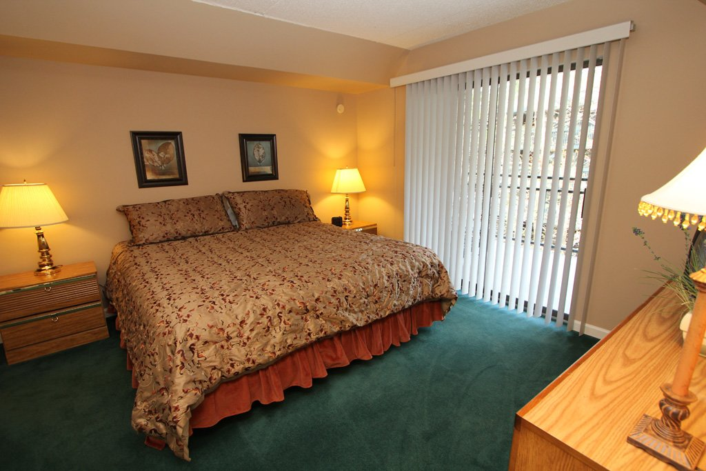 Photo of a Gatlinburg Condo named Level Two, Great River View - 202 - This is the fifth photo in the set.