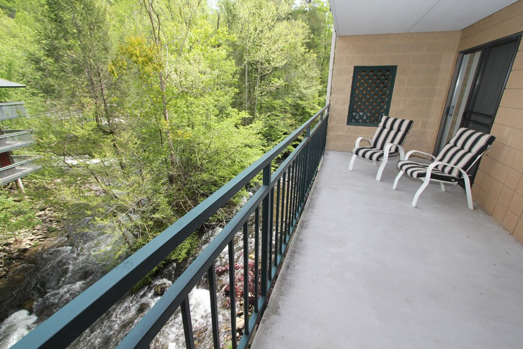 Photo of a Gatlinburg Condo named Level Two, Great River View - 210 - This is the fifth photo in the set.