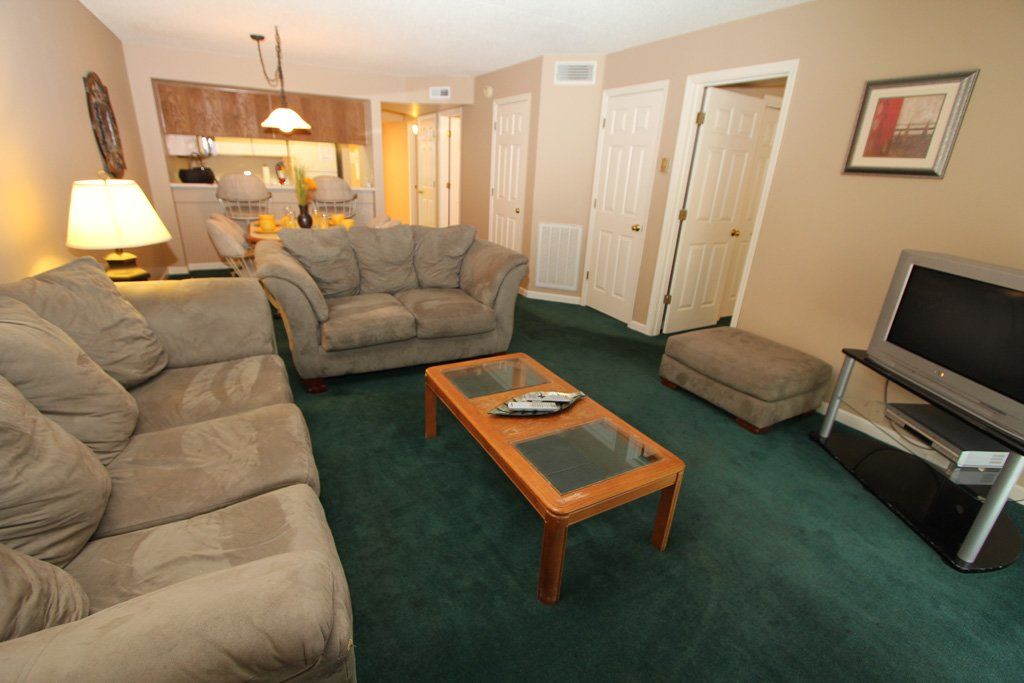 Photo of a Gatlinburg Condo named Level Three, Great River View - 302 - This is the second photo in the set.