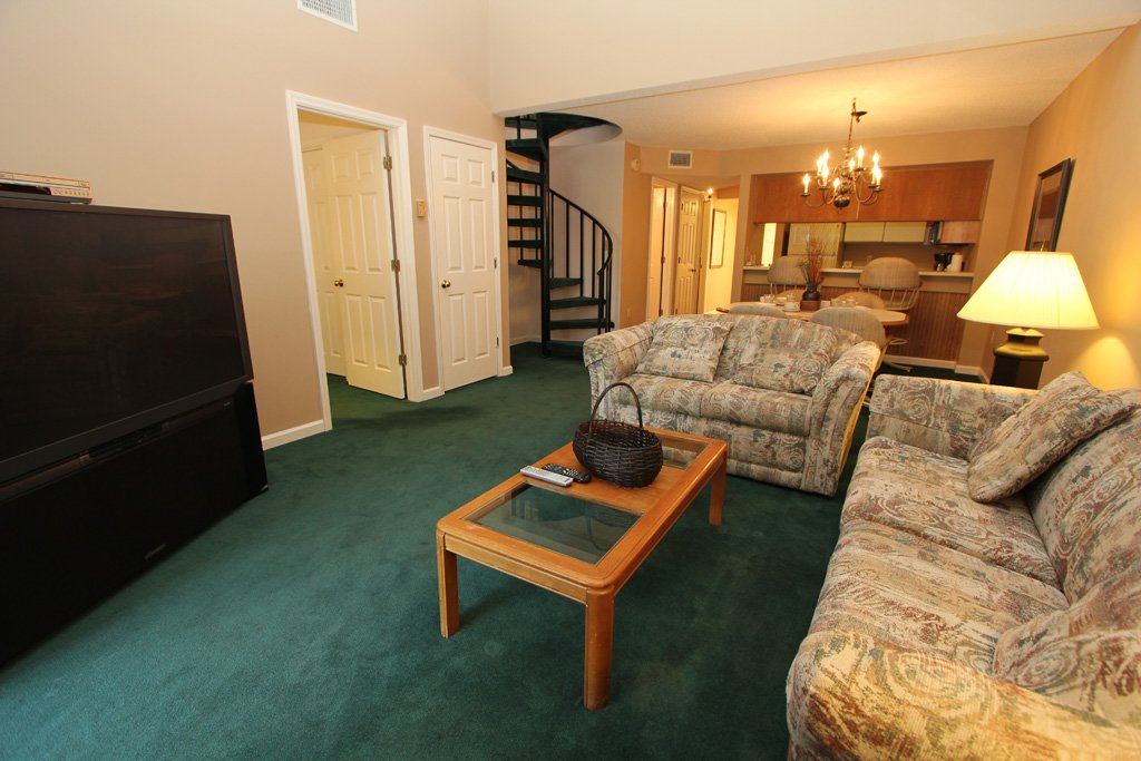 Photo of a Gatlinburg Condo named Level Four, Great River View - 405 - This is the second photo in the set.