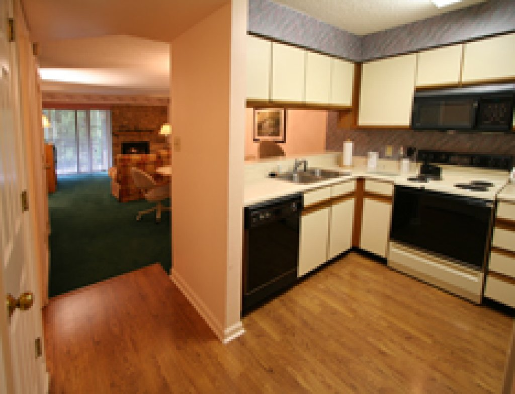 Photo of a Gatlinburg Condo named Level Two, Great River View - 205 - This is the fourth photo in the set.