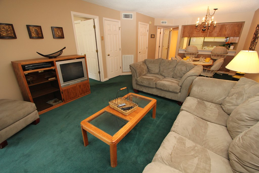 Photo of a Gatlinburg Condo named Level Three, Great River View - 303 - This is the second photo in the set.