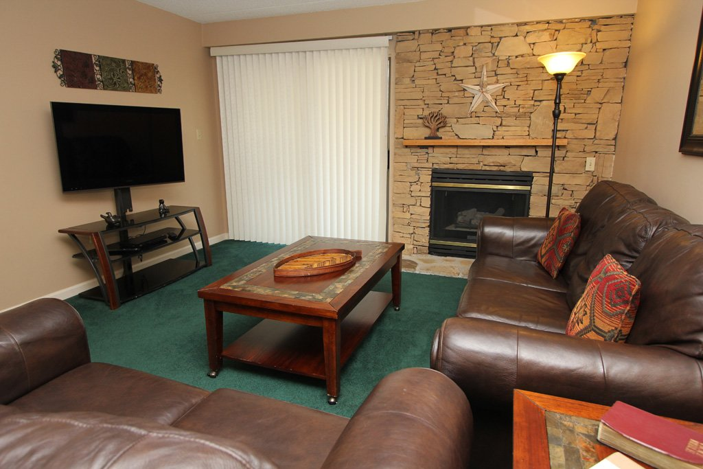 Photo of a Gatlinburg Condo named Level Three, Great River View - 308 - This is the third photo in the set.