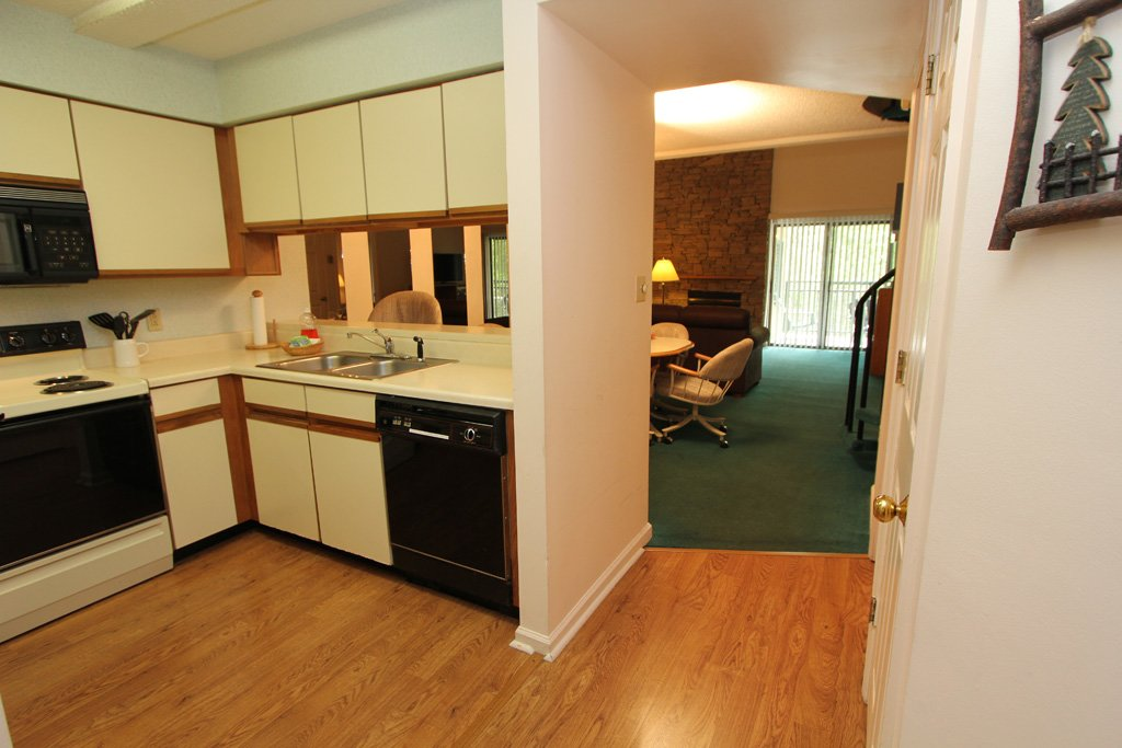 Photo of a Gatlinburg Condo named Level Four, Great River View - 407 - This is the fourth photo in the set.