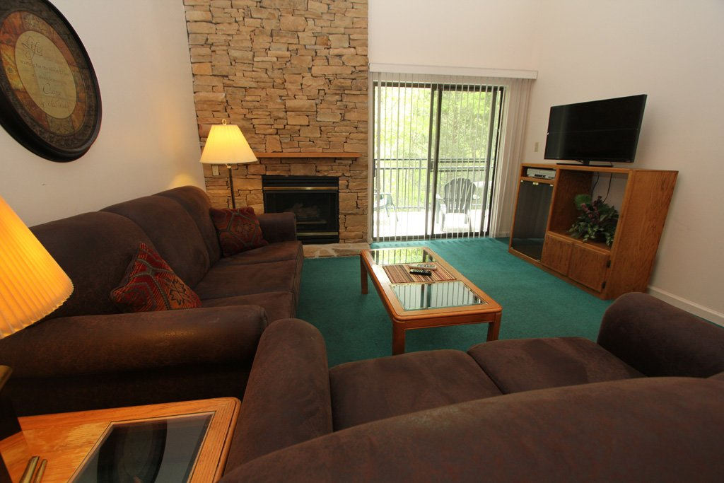 Photo of a Gatlinburg Condo named Level Four, Great River View - 407 - This is the first photo in the set.