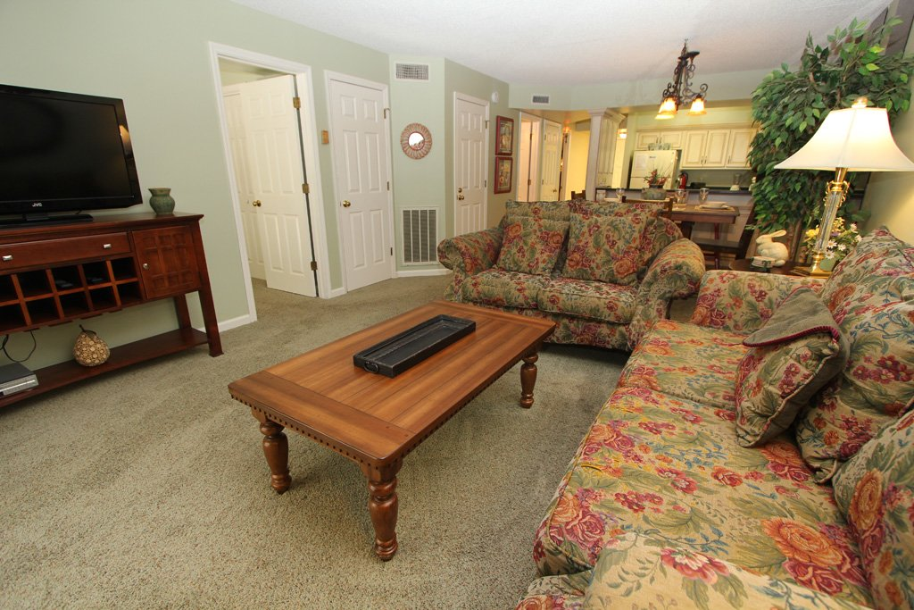 Photo of a Gatlinburg Condo named Level Three, Great River View - 309 - This is the first photo in the set.
