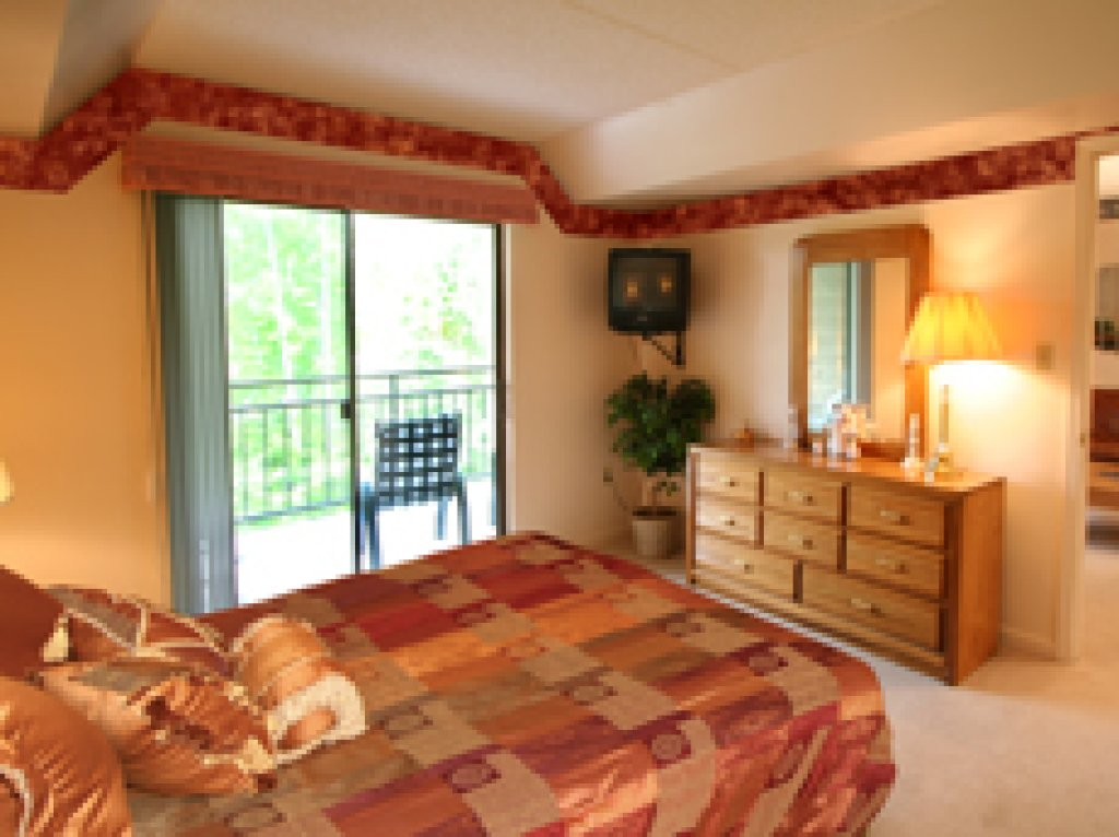 Photo of a Gatlinburg Condo named Level Two, Great River View - 205 - This is the fifth photo in the set.