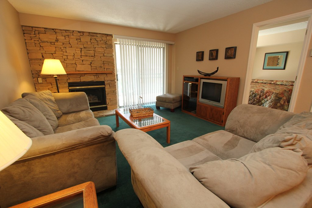 Photo of a Gatlinburg Condo named Level Three, Great River View - 303 - This is the third photo in the set.