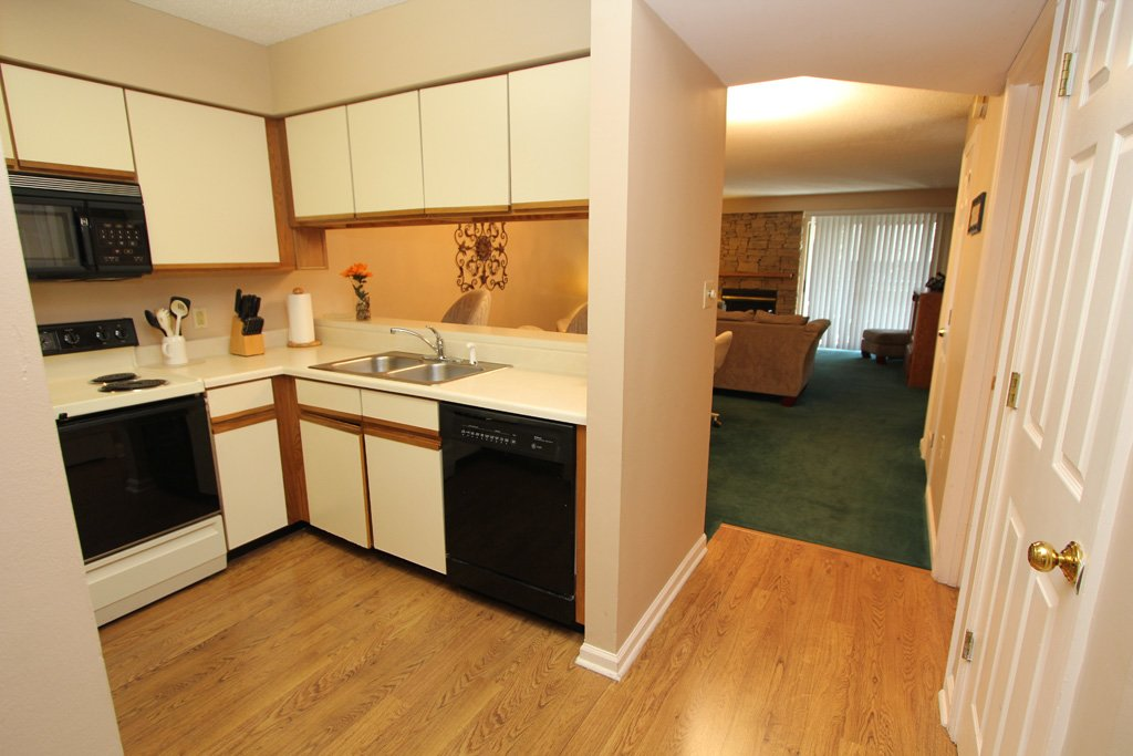 Photo of a Gatlinburg Condo named Level Three, Great River View - 303 - This is the fifth photo in the set.