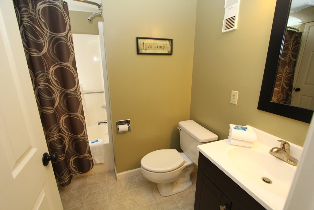 Photo of a Gatlinburg Condo named Level One, Great River View - 108 - This is the fifth photo in the set.