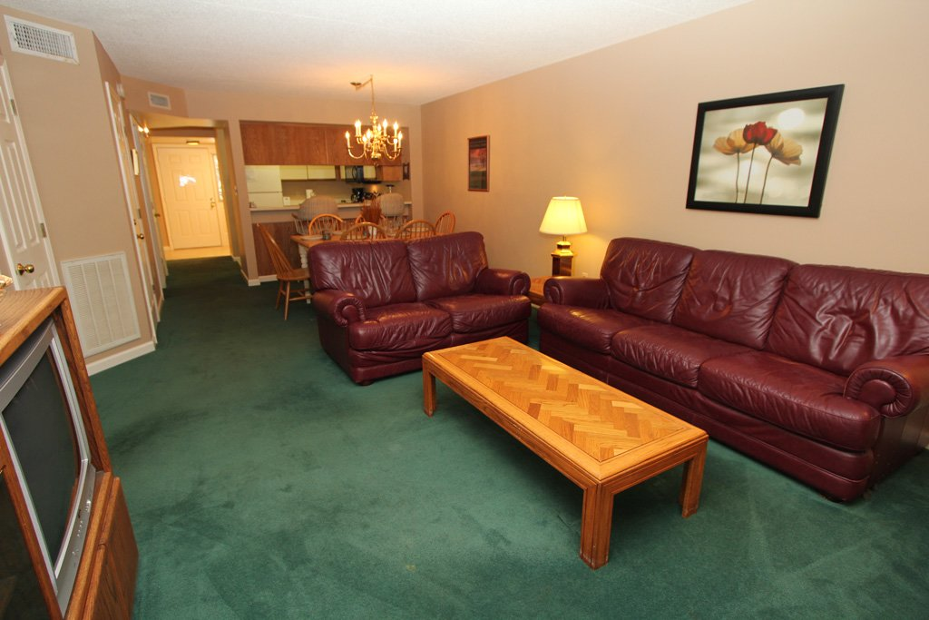 Photo of a Gatlinburg Condo named Level Two, Great River View - 209 - This is the first photo in the set.