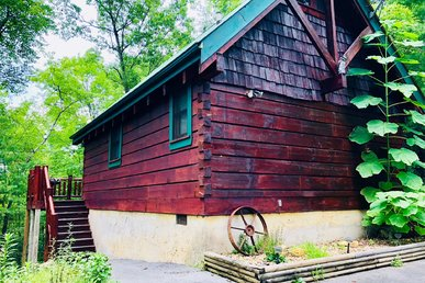 This Secluded Cabin Is All You Need To Escape Reality!
