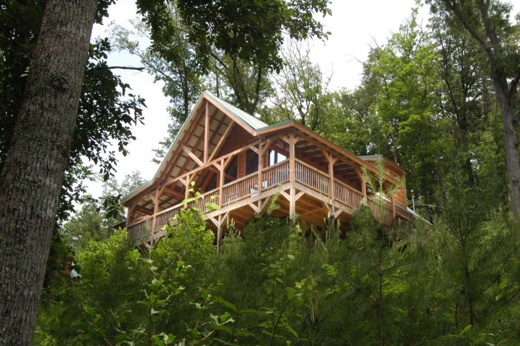 Photo of a Pigeon Forge Cabin named A Bear's Eye View #251 - This is the fifth photo in the set.