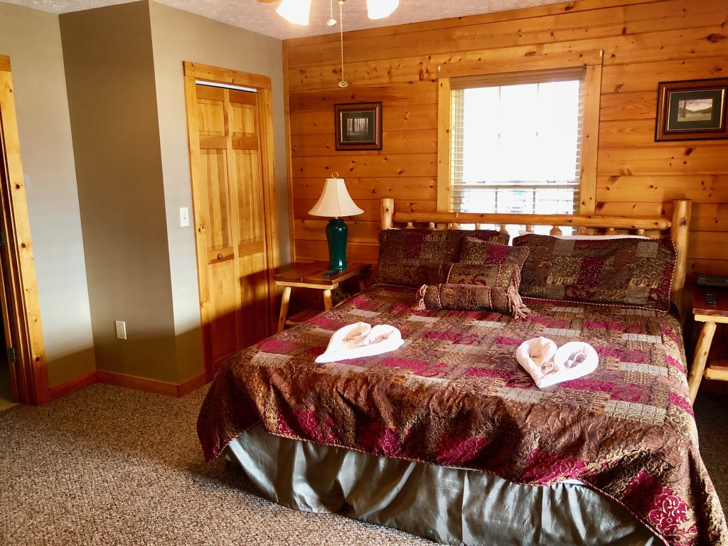 Photo of a Pigeon Forge Cabin named Majestic Views - This is the twenty-first photo in the set.