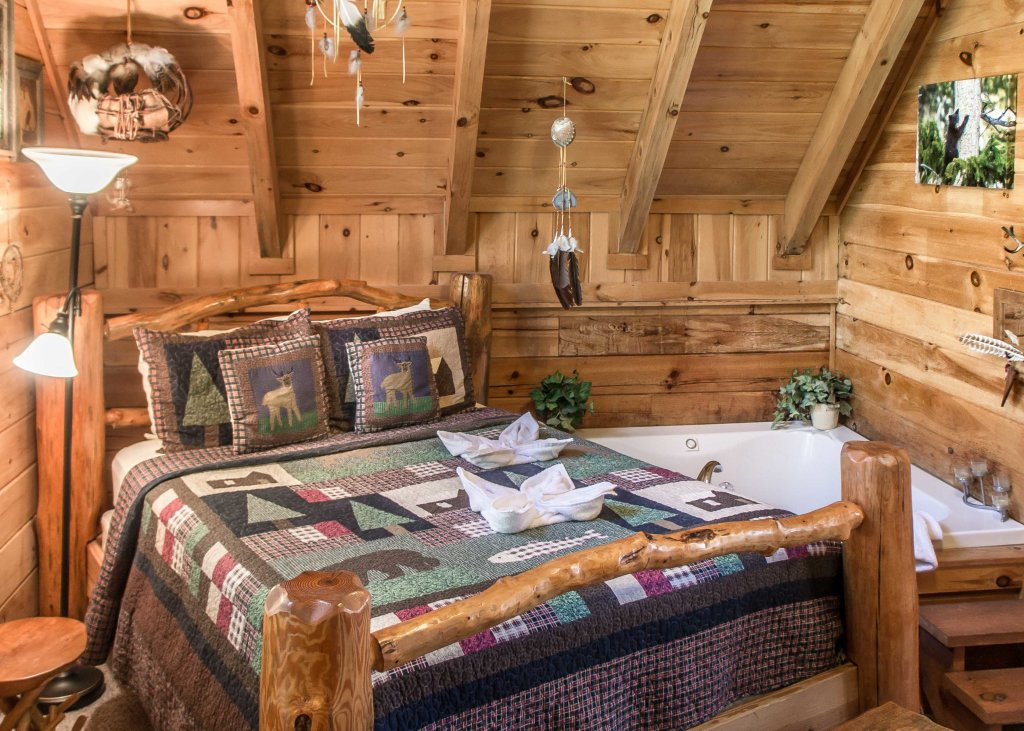 Photo of a Pigeon Forge Cabin named Southern Comfort #22 - This is the eighth photo in the set.