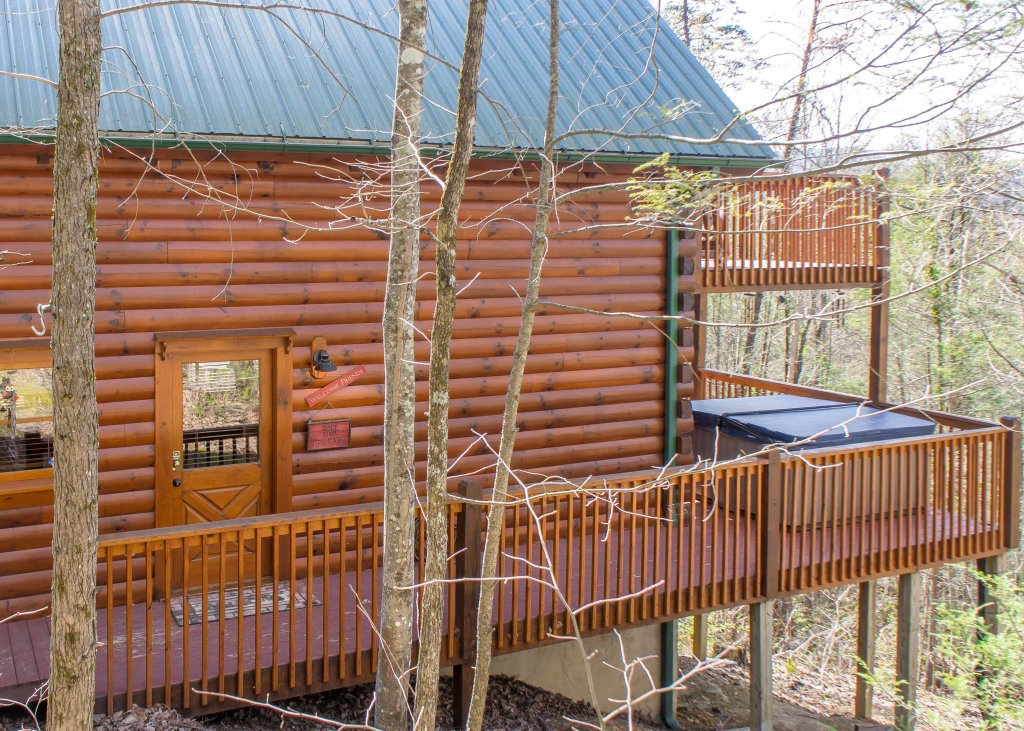 Photo of a Pigeon Forge Cabin named Southern Comfort #22 - This is the twentieth photo in the set.