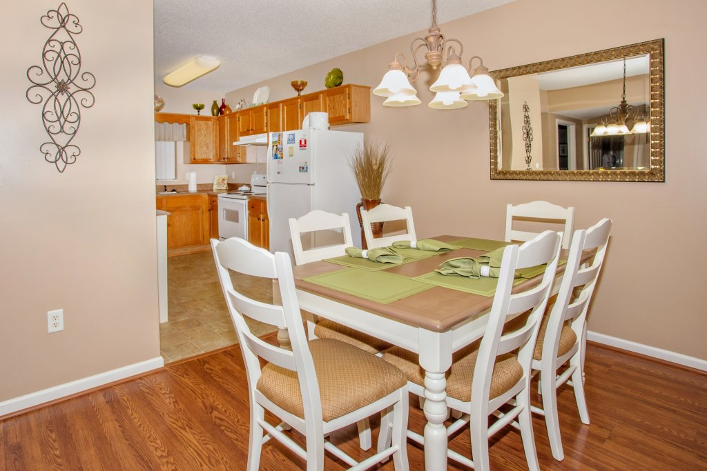 Photo of a Pigeon Forge Condo named Whispering Pines 102hc - This is the third photo in the set.