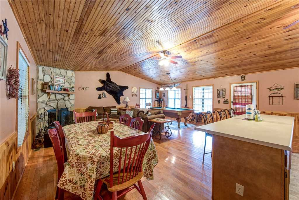 Photo of a Pigeon Forge Cabin named Willow Creek - This is the fourth photo in the set.