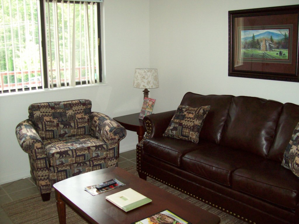 Photo of a Gatlinburg Condo named 509 - This is the second photo in the set.