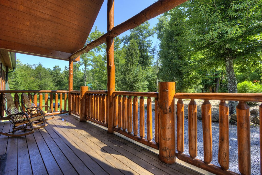 Photo of a Gatlinburg Cabin named Majestic Waters #575 - This is the sixty-sixth photo in the set.