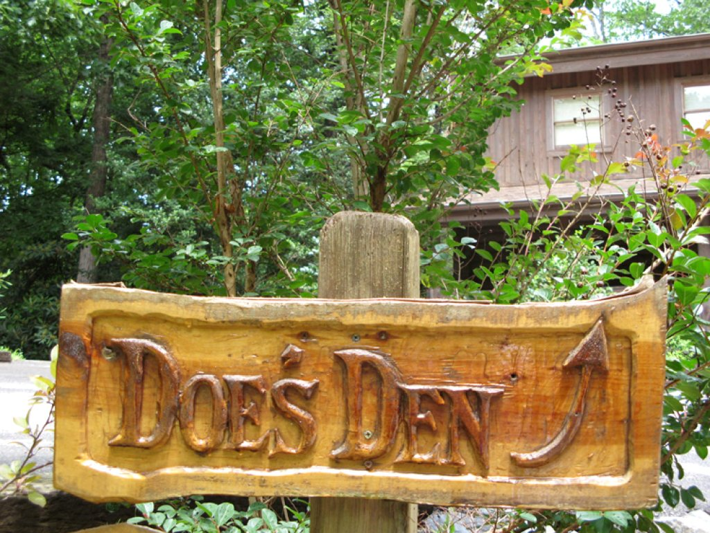 Photo of a Gatlinburg Cabin named Doe's Den - This is the twenty-fourth photo in the set.