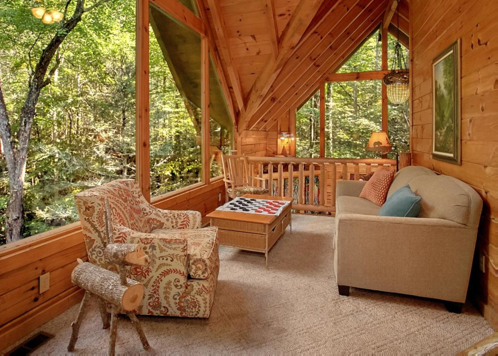 Photo of a Pigeon Forge Cabin named Creekside Oasis #3 - This is the tenth photo in the set.