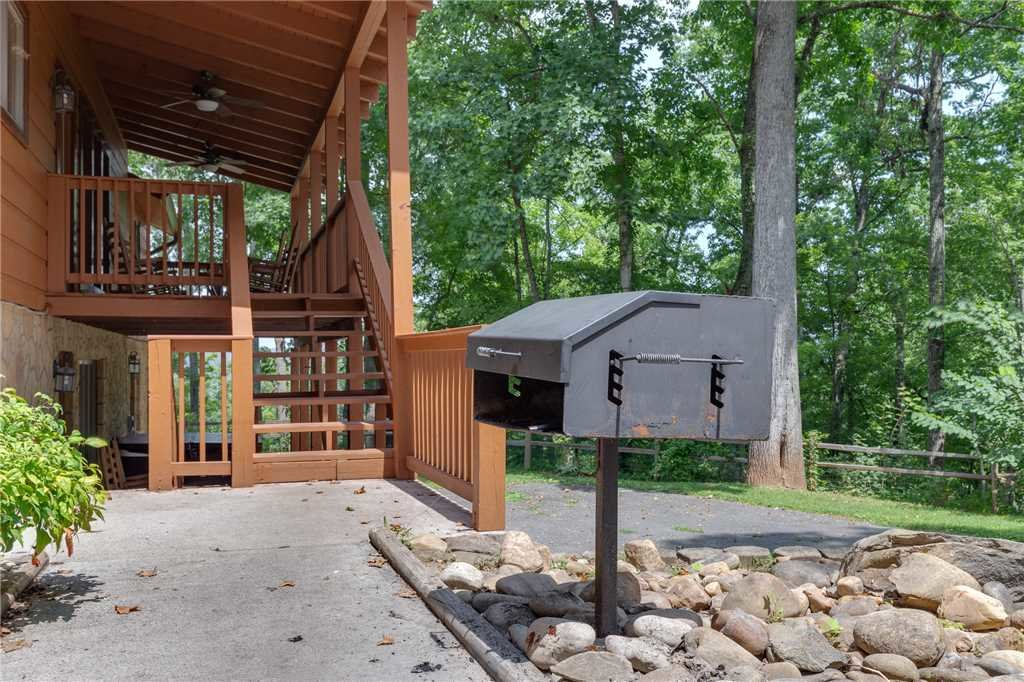 Photo of a Gatlinburg Cabin named Parkside Lodge - This is the fortieth photo in the set.