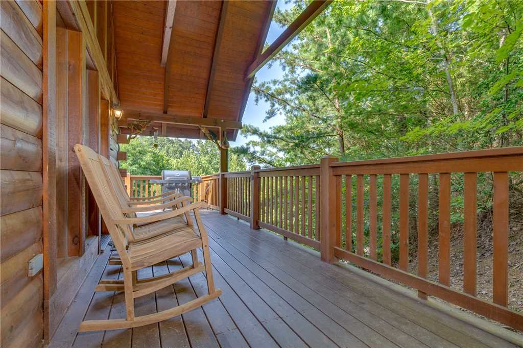 Photo of a Gatlinburg Cabin named Americana - This is the twenty-second photo in the set.