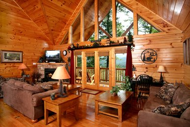 Gatlinburg Getaway, 5 Bedrooms, Views, Hot Tub, Game Room, Sleeps 22