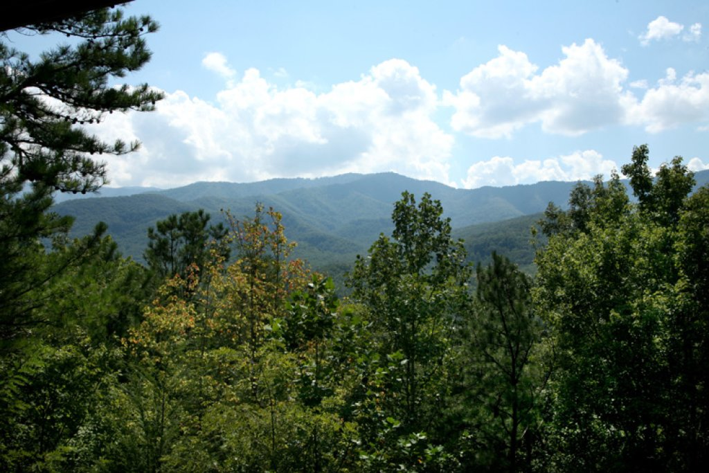 Photo of a Gatlinburg Cabin named Majestic View - This is the fourth photo in the set.