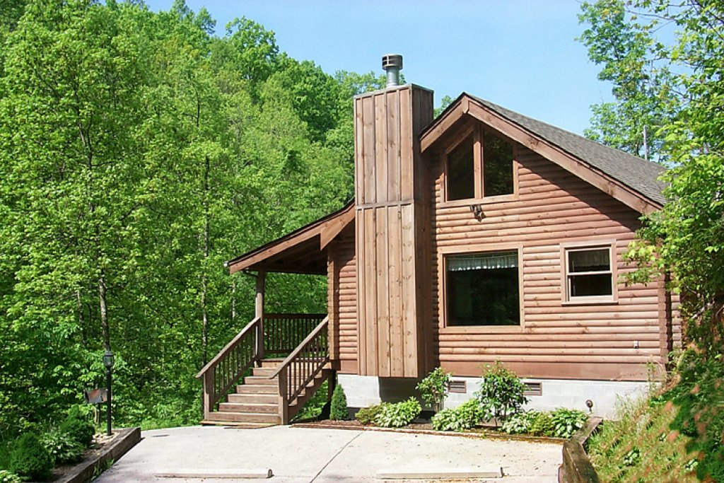 Photo of a Gatlinburg Cabin named Fawn Cabin - This is the twelfth photo in the set.