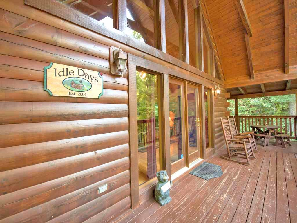 Photo of a Gatlinburg Cabin named Idle Days - This is the thirteenth photo in the set.