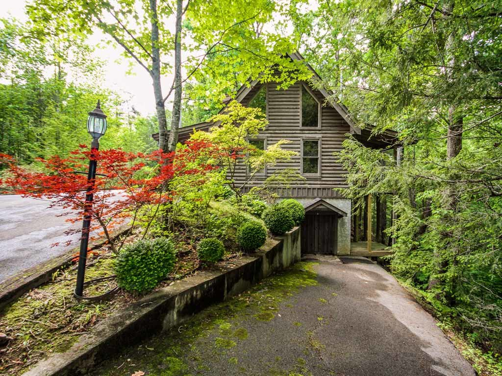 Photo of a Gatlinburg Cabin named Buckhorn - This is the twenty-third photo in the set.
