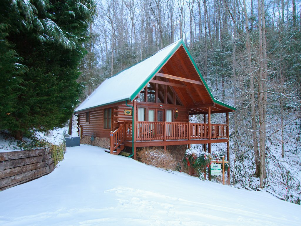 Photo of a Gatlinburg Cabin named Idle Days - This is the seventeenth photo in the set.