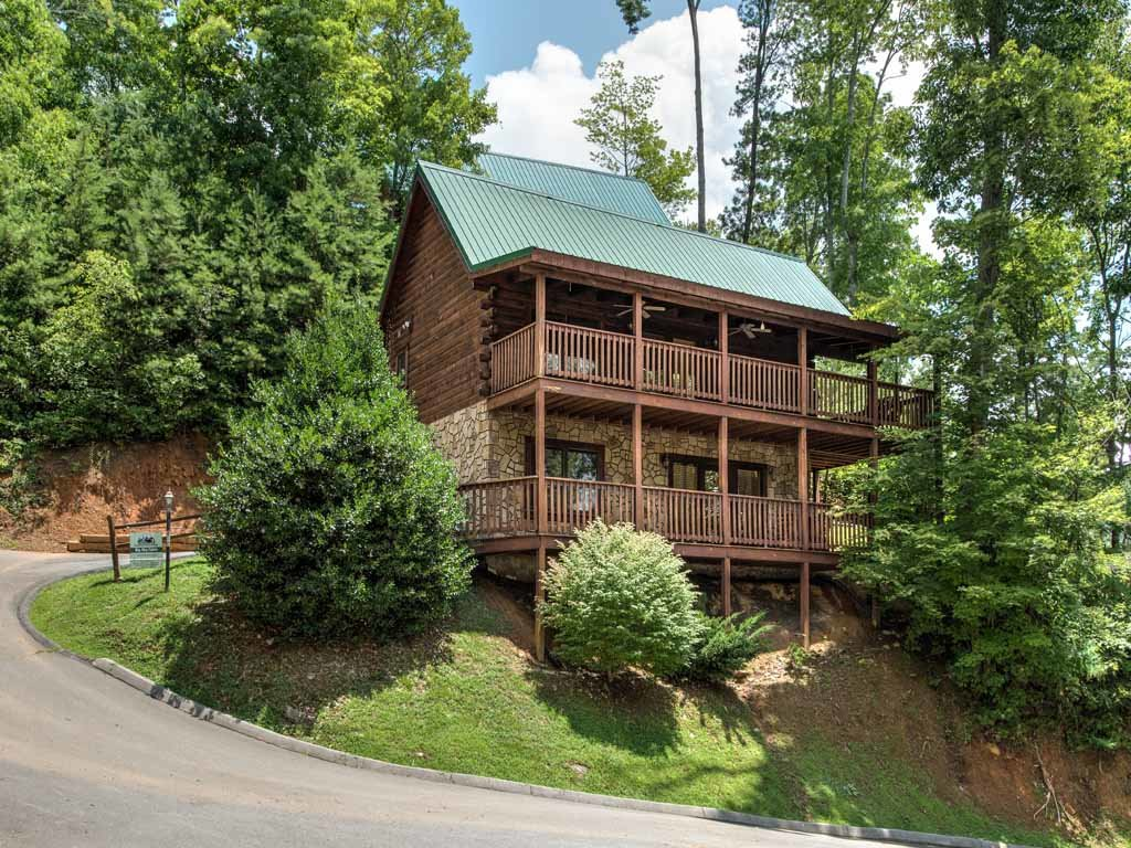 Photo of a Gatlinburg Cabin named Big Sky Cabin - This is the seventeenth photo in the set.