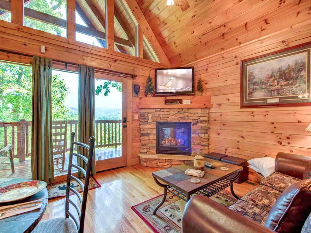 Photo of a Gatlinburg Cabin named Breathtaking View - This is the sixth photo in the set.