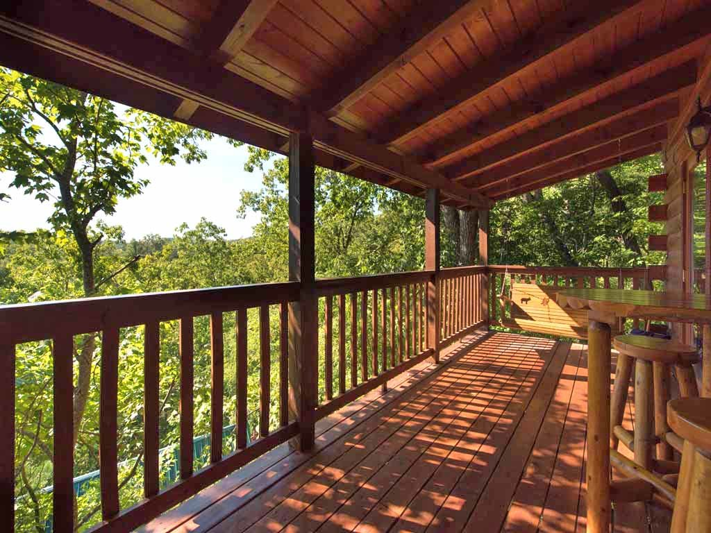 Photo of a Gatlinburg Cabin named Breathtaking View - This is the nineteenth photo in the set.