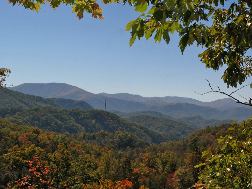 Photo of a Gatlinburg Cabin named Breathtaking View - This is the fourth photo in the set.