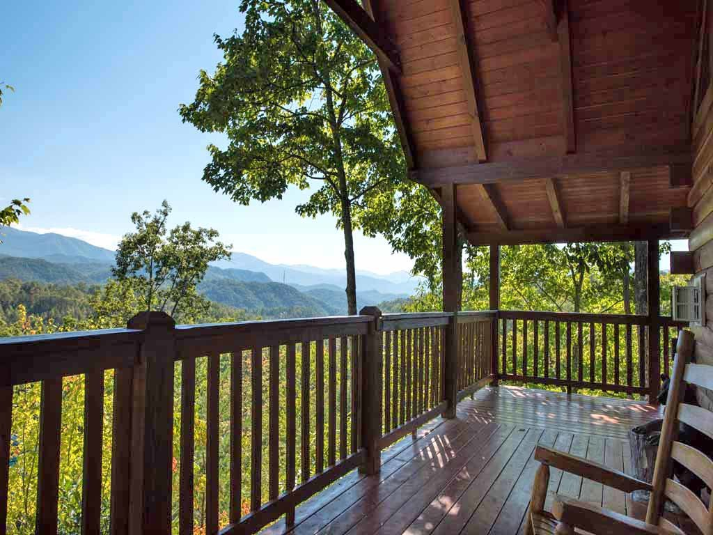 Photo of a Gatlinburg Cabin named Breathtaking View - This is the seventeenth photo in the set.