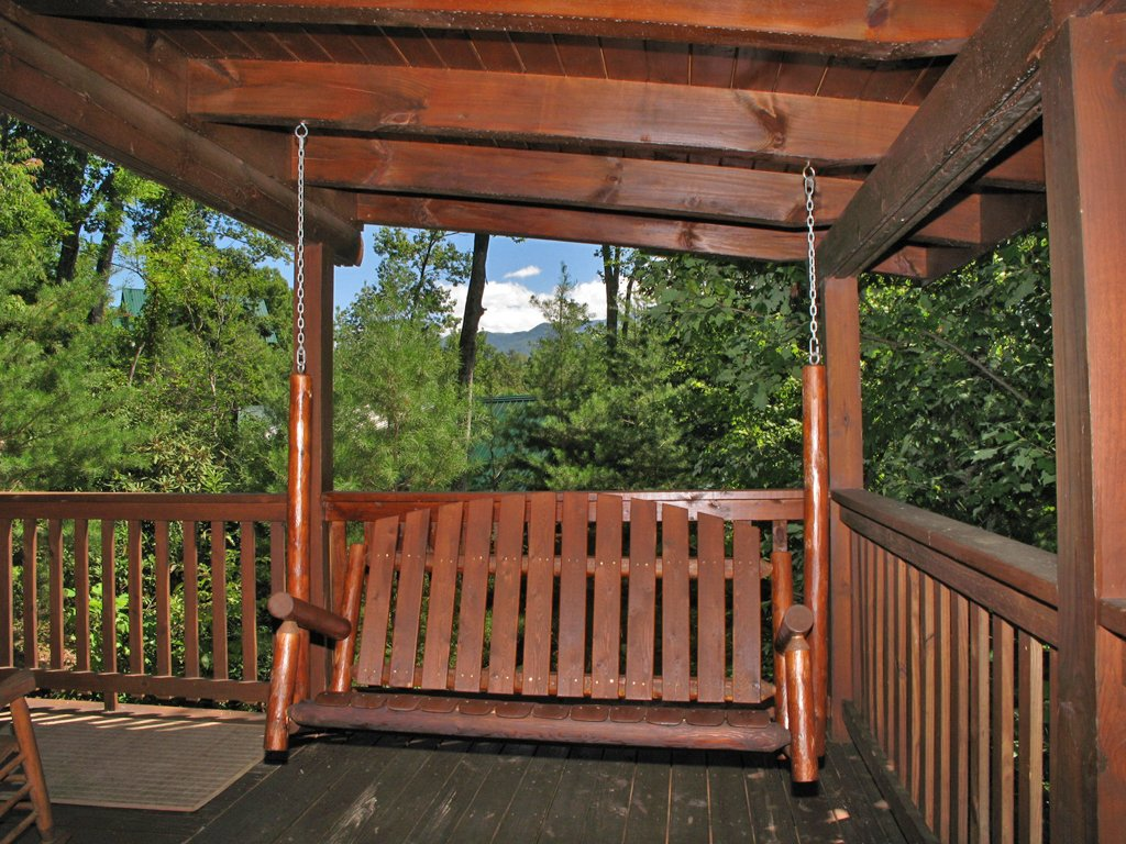 Photo of a Gatlinburg Cabin named Big Sky Cabin - This is the nineteenth photo in the set.