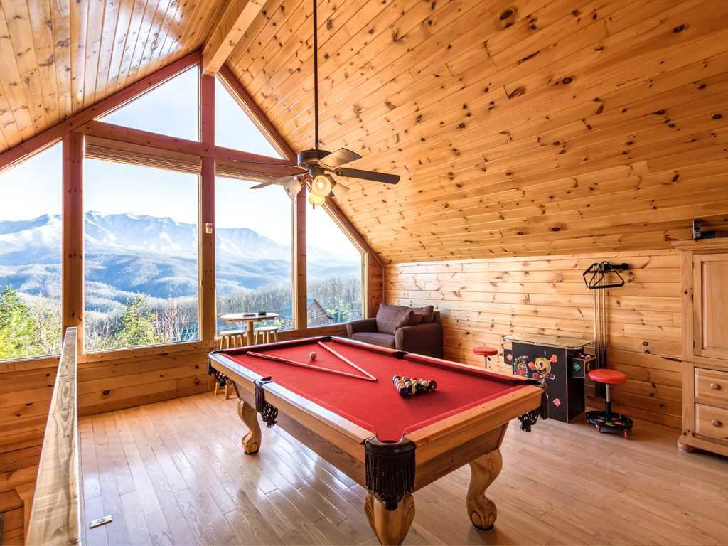 Photo of a Gatlinburg Cabin named Gatlinburg Summit Views - This is the tenth photo in the set.