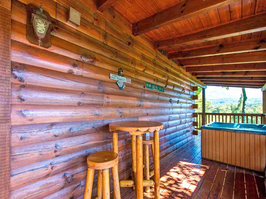 Photo of a Gatlinburg Cabin named Breathtaking View - This is the twentieth photo in the set.