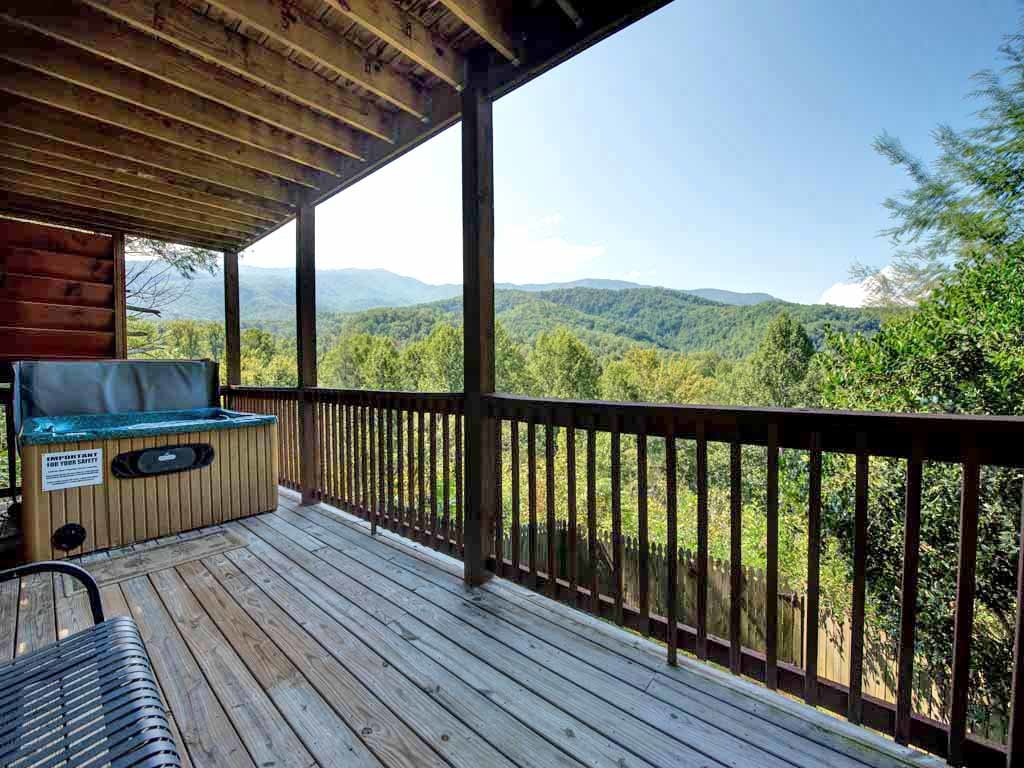 Naughty By Nature Cabin In Gatlinburg W 1 Br Sleeps2
