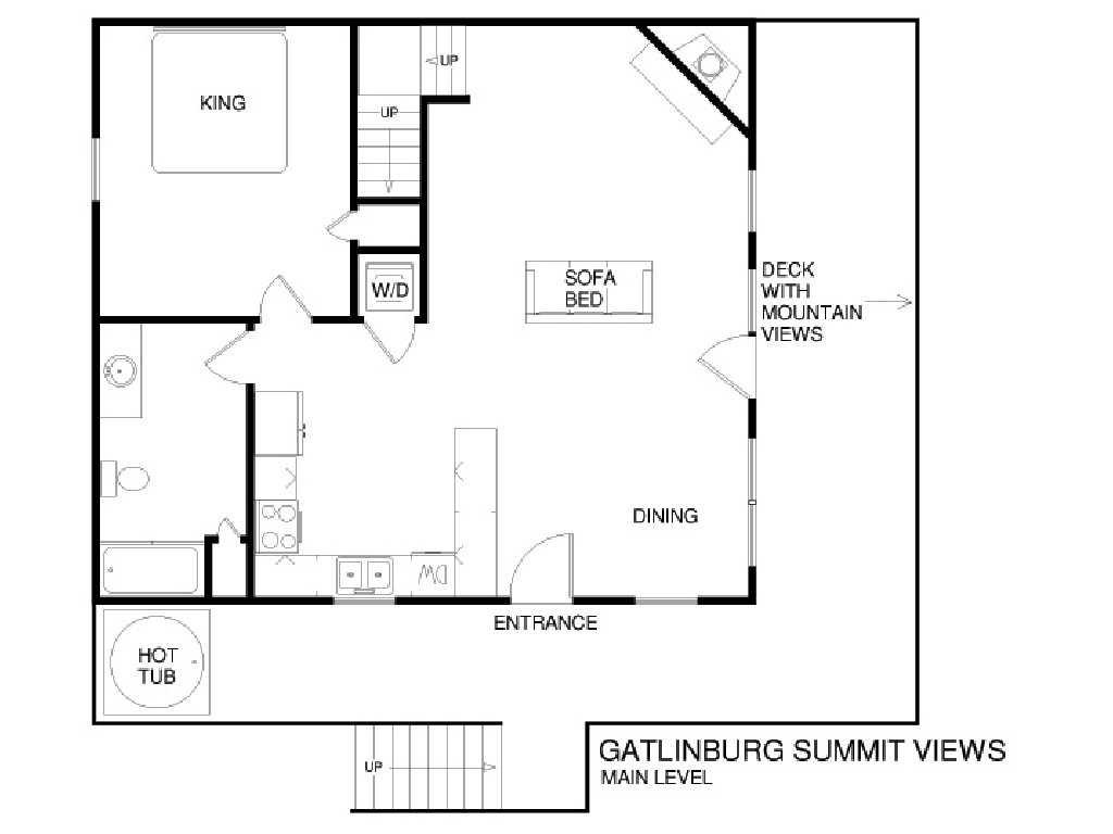 Photo of a Gatlinburg Cabin named Gatlinburg Summit Views - This is the twenty-fourth photo in the set.